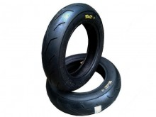 "100/90R12"" hard semi-slick ""Blackfire"""